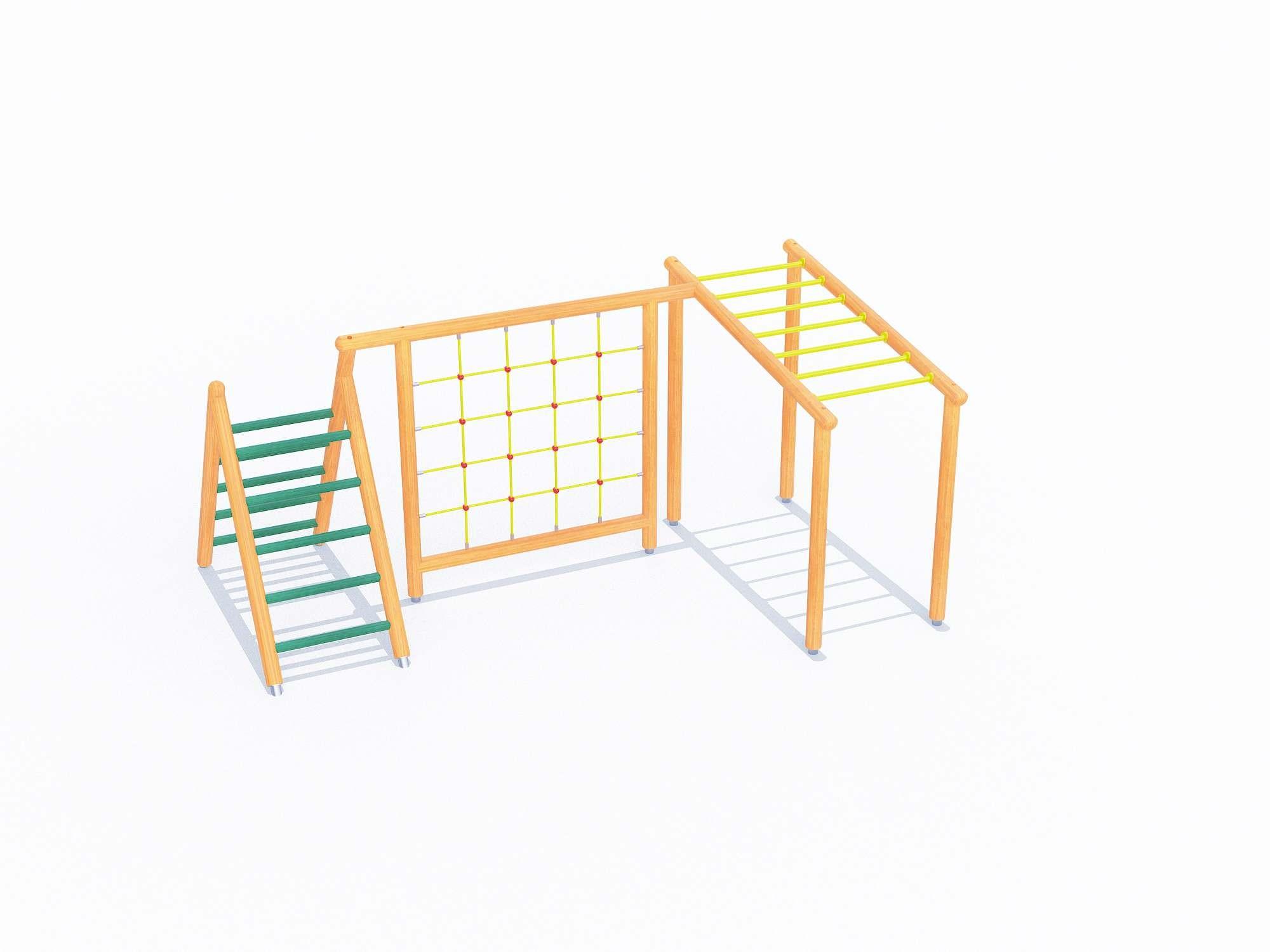 Bąk 3 place zabaw projekty realizacje