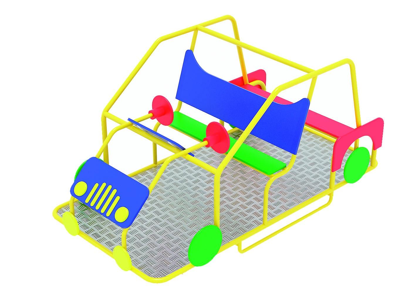 Autko Buggy place zabaw projekty realizacje