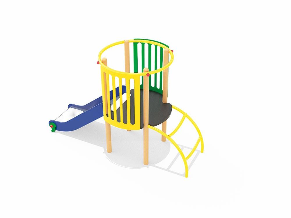 Zestaw 7 place zabaw projekty realizacje