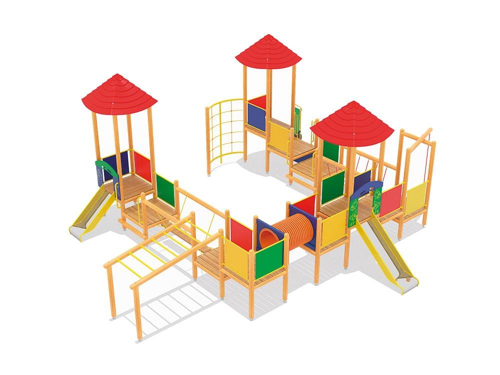 Ancymon 1 A place zabaw projekty realizacje