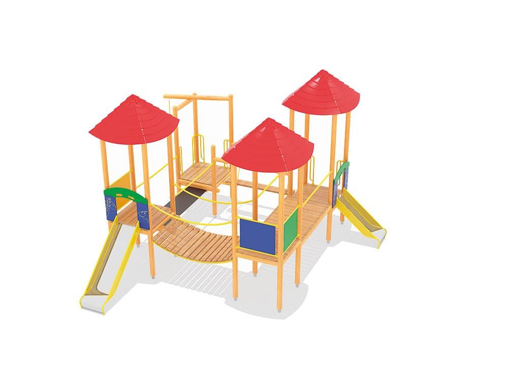 Ancymon 2 E place zabaw projekty realizacje