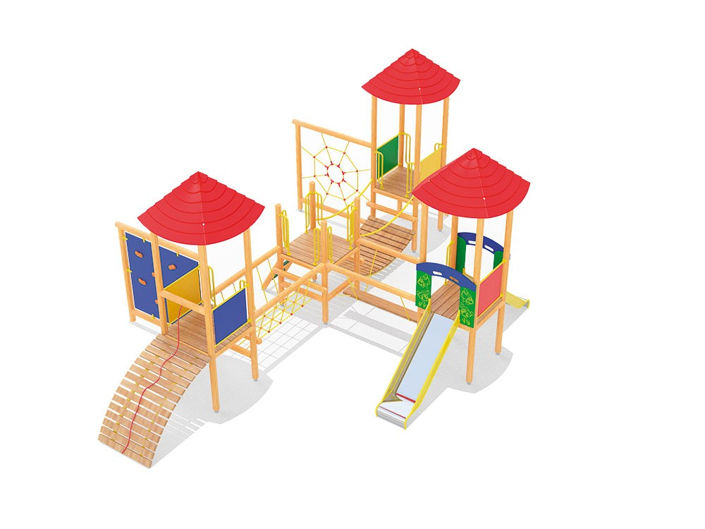 Ancymon 5 A place zabaw projekty realizacje