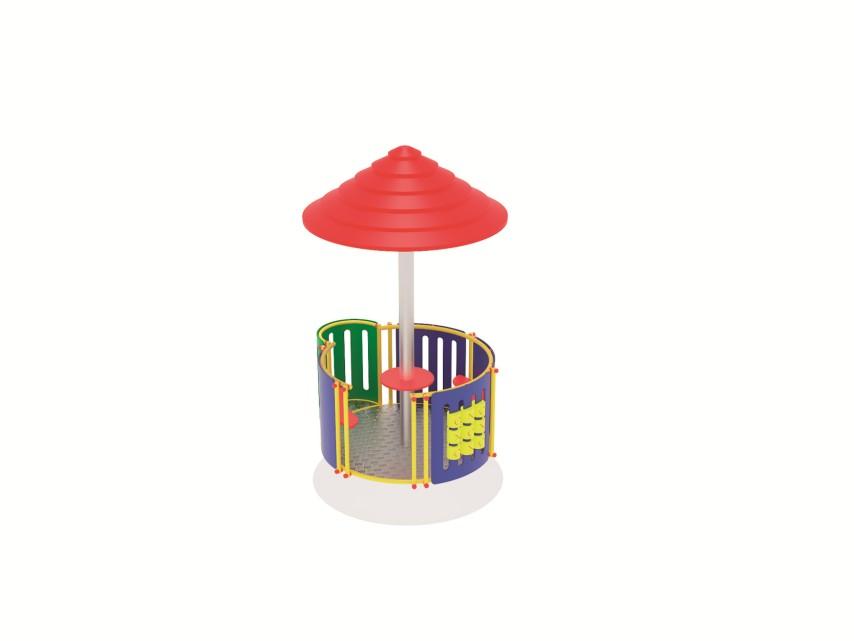 Domek place zabaw projekty realizacje